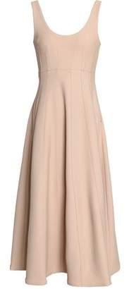 Tibi Ponte Midi Dress