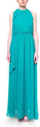 Aubert Design Doris Emerald Dress
