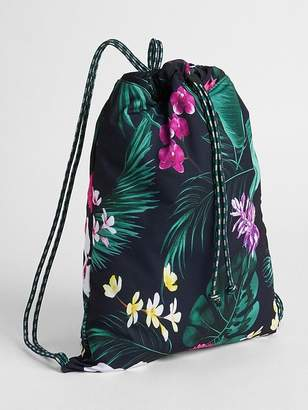 Gap Drawstring Backpack