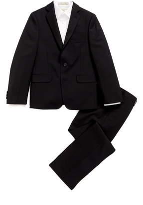 DKNY 'Tonal Neat' Wool Suit