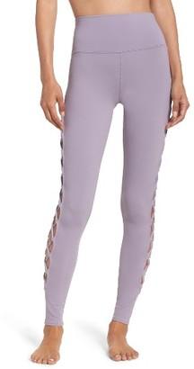 Women's Alo Interlace Leggings $108 thestylecure.com