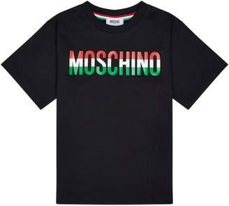 Moschino Italy Logo T-Shirt