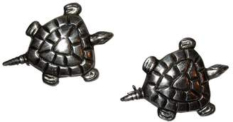 Mexican Sterling Silver Turtle Pin Set