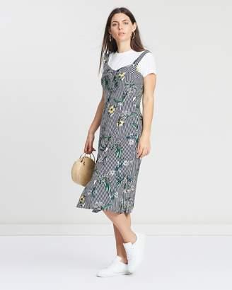 Mng Printed Dress