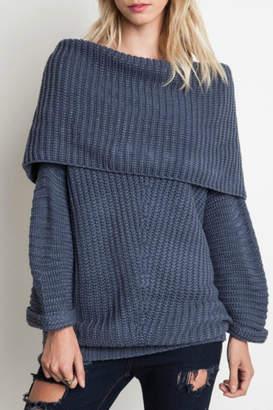 Pretty Little Things Ots Sweater