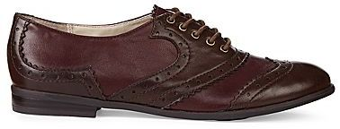 JCPenney Studio Paolo® Winter Lace-Up Oxford Shoes