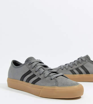 adidas Skateboarding Skate Boarding Matchcourt Rx Sneakers With Gum Sole