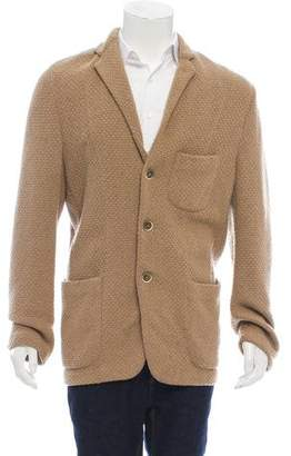 Barena Venezia Button-Up Knit Cardigan