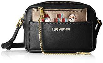 Love Moschino Borsa Pu, Women's Shoulder Bag,6x15x20 cm (B x H T)