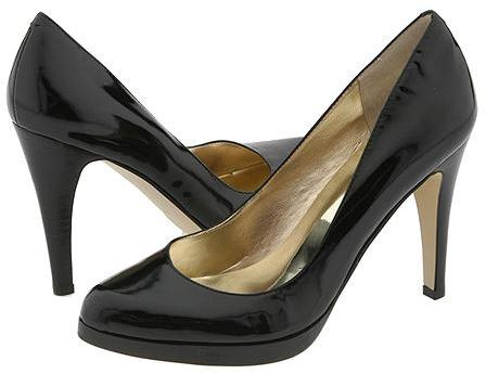 GUESS by Marciano Leslie Black Patent - Footwear