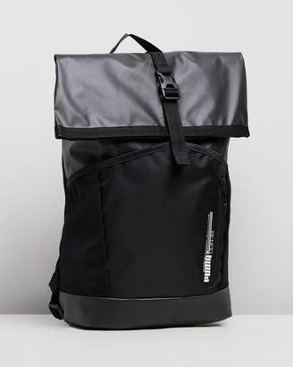 Roll-top Backpack - ShopStyle Australia 6a49c587ca409