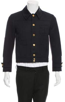 Thom Browne Lightweight Wool Jacket
