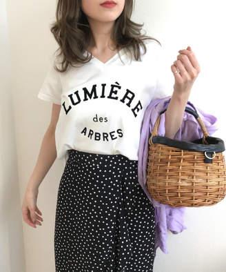 Loungedress (ラウンジドレス) - ラウンジドレス)レディース プリントクールTシャツ