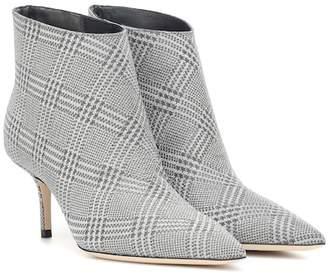Jimmy Choo Marinda 65 glitter ankle boots