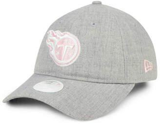 New Era Women's Tennessee Titans Custom Pink Pop 9TWENTY Cap