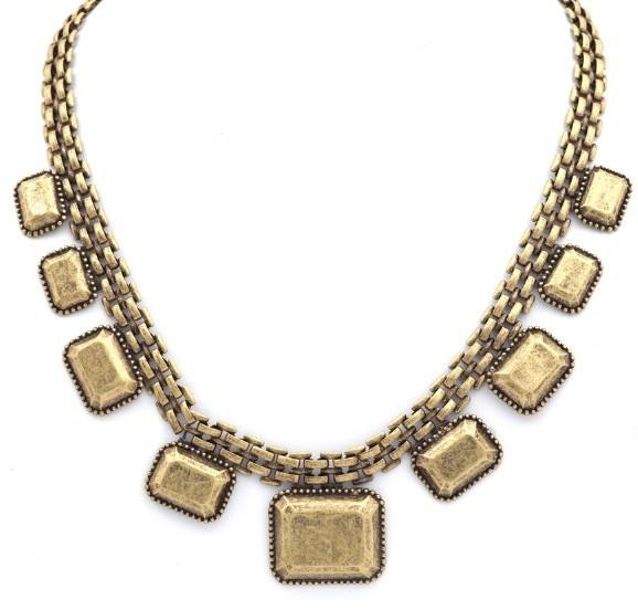 Rachel Leigh Metal Layer Necklace