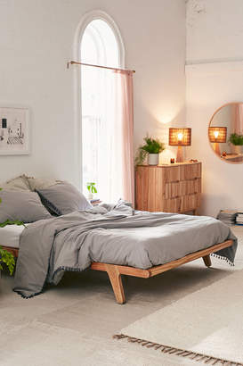 Urban Outfitters Petra Platform Bed Frame