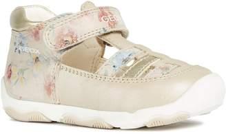 Geox New Balu Metallic Sandal