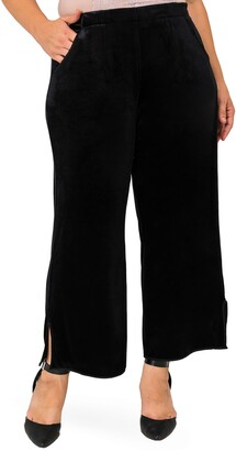 Standards & Practices Standard & Practices Libby High Rise Velvet Pants