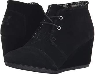 Toms Desert Wedge Women's Wedge Shoes