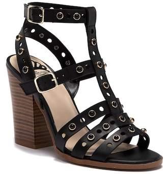 Fergalicious Volatile Heeled Studded Sandal