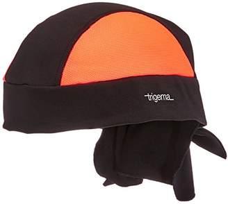 Trigema Women's Flat Cap Red Rot (powerred 267)