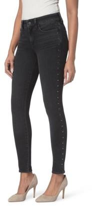 Women's Nydj Ami Embellished Stretch Skinny Jeans $148 thestylecure.com