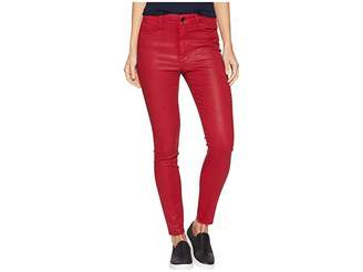 Joe's Jeans Charlie Ankle in Ruby Red