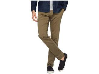 Mavi Jeans Johnny Regular Rise Slim Chino in Sage Twill Men's Casual Pants