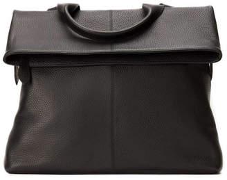 Kiko Leather Fold-n-Go Fashion Backpack