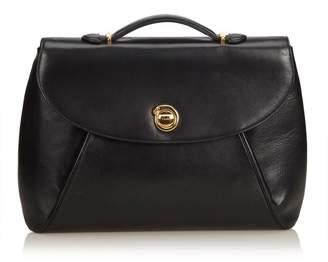 Cartier Vintage Leather Briefcase