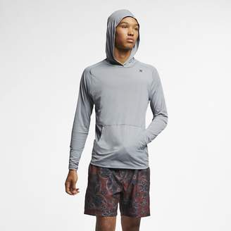 Nike Men's Long-Sleeve Pullover Top Hurley Quick Dry