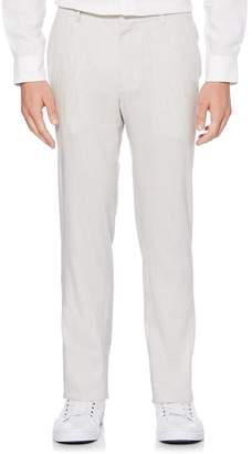 Perry Ellis Slim Linen Chino Pants