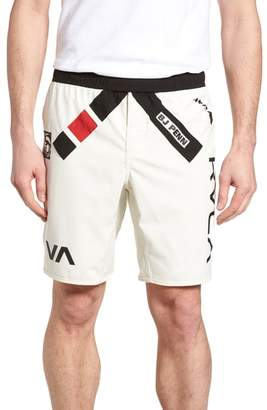 RVCA BJ Penn Legend Shorts