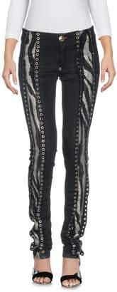 Philipp Plein Denim pants - Item 42677956PL