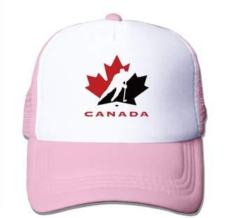 Canan Cap Hockey Canada Mesh Hat Trucker Baseball Cap (5 Colors)