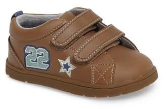 Tucker + Tate Conner Embroidered Sneaker (Baby, Walker & Toddler)
