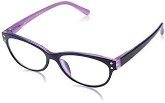A. J. Morgan A.J. Morgan Women's Lala - Power 0 40102 Cateye Reading Glasses