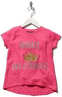 M&Co Princess slogan t-shirt