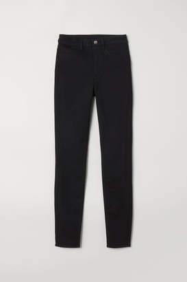 H&M Petite Fit Super Skinny Jeans - Black