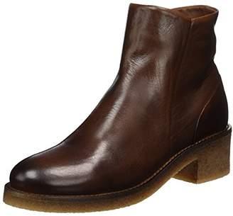 Buffalo David Bitton London Es 30949 Sauvage, Women's Ankle Boots, Brown (Ambra 01), (41 EU)