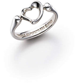 Tiffany & Co. Elsa Peretti® Open Heart ring