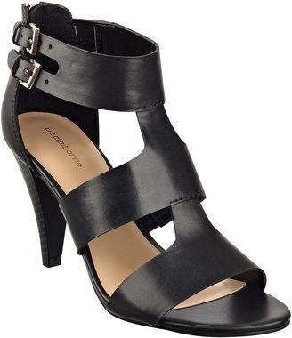 LIZ CLAIBORNE Liz Claiborne Royce High Heel Sandals $60 thestylecure.com