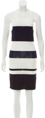 Calvin Klein Collection Sleeveless Knit Dress