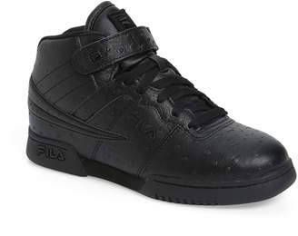 Fila F-13 Ostrich Embossed High Top Sneaker