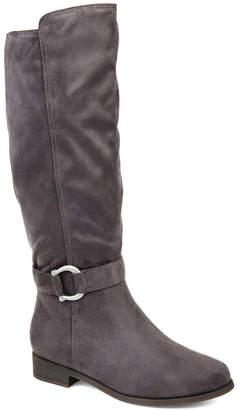 Journee Collection Women Comfort Cate Wide Calf Boot Women Shoes