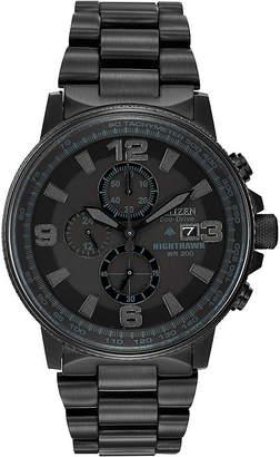 Citizen Eco-Drive Mens Black Watch CA0295-58E