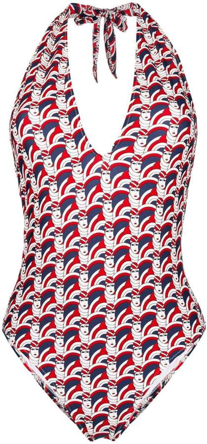 La Doublej Faccine swimsuit
