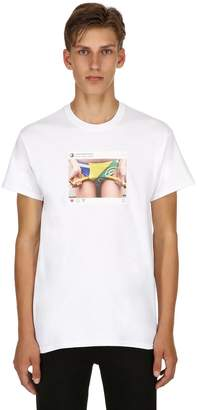 Brazil World Cup Instagram T-Shirt