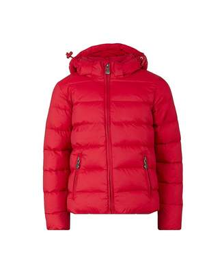 Pyrenex Spoutnic Water Repellant Hooded Coat